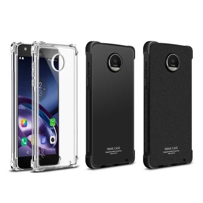 Imak Motorola Moto Z2 Play 全包防摔套(氣囊)