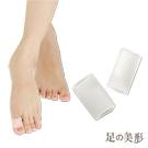 足的美形 頂級大姆指防磨矽膠保護套(2雙)