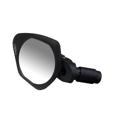 HAFNY-Q版可調式後視鏡-彎把適用