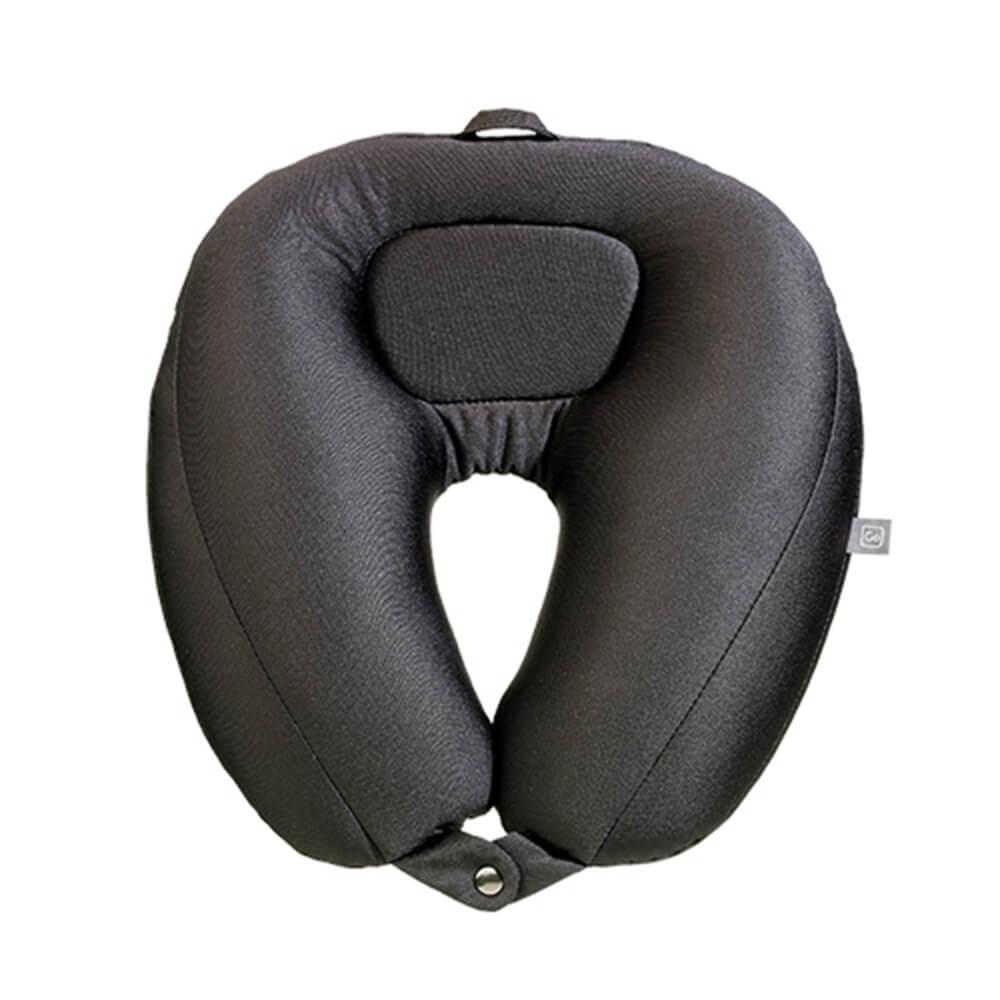 Go Travel 雙層可調式頸枕- 黑色