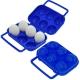 【DIBOTE】外出便攜蛋盒/雞蛋收納盒(6顆裝) product thumbnail 1