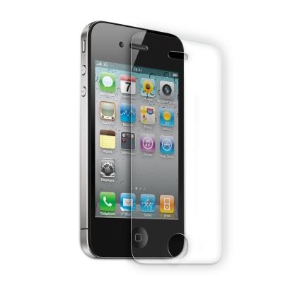 aibo iPhone 4/4S專用 9H防爆鋼化玻璃保護貼