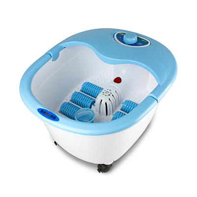 勳風 加熱式六滾輪氣泡按摩足浴機 HF-G308H