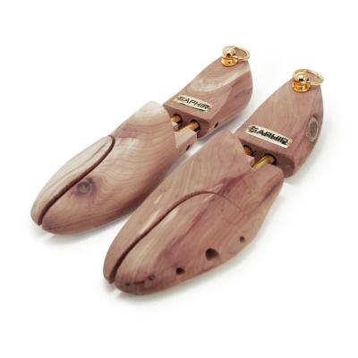 松木鞋撐-天然雪松木製造,皮革不易變形,防潮去味-SAPHIR莎菲爾