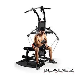 【BLADEZ】BF1-BIO FORCE氣壓滑輪多功能重量訓練機