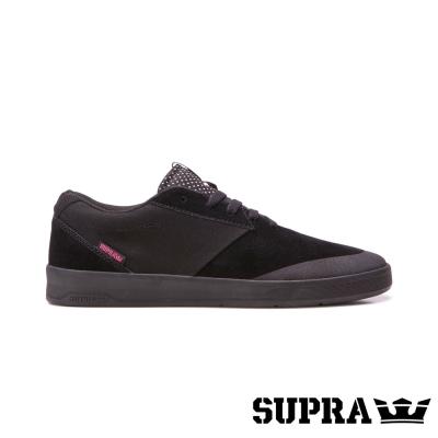 SUPRA Shifter系列男鞋-黑/桃紅