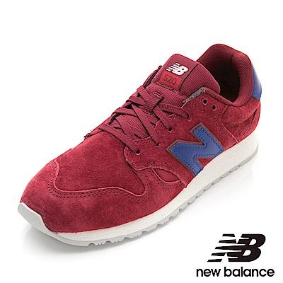 New Balance復古鞋 WL520AR-B 女性 紅色