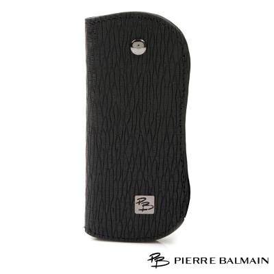 PB皮爾帕門-時尚時尚100%頭層真牛皮單鎖扣鈕鑰匙包-550