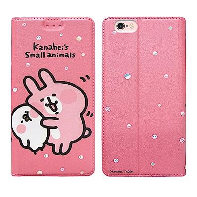 官方授權 卡娜赫拉 iPhone 6s/6 4.7吋 彩繪磁力皮套(貼臉)