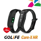 GOLiFE Care-X HR 智慧悠遊心率手環-急速配