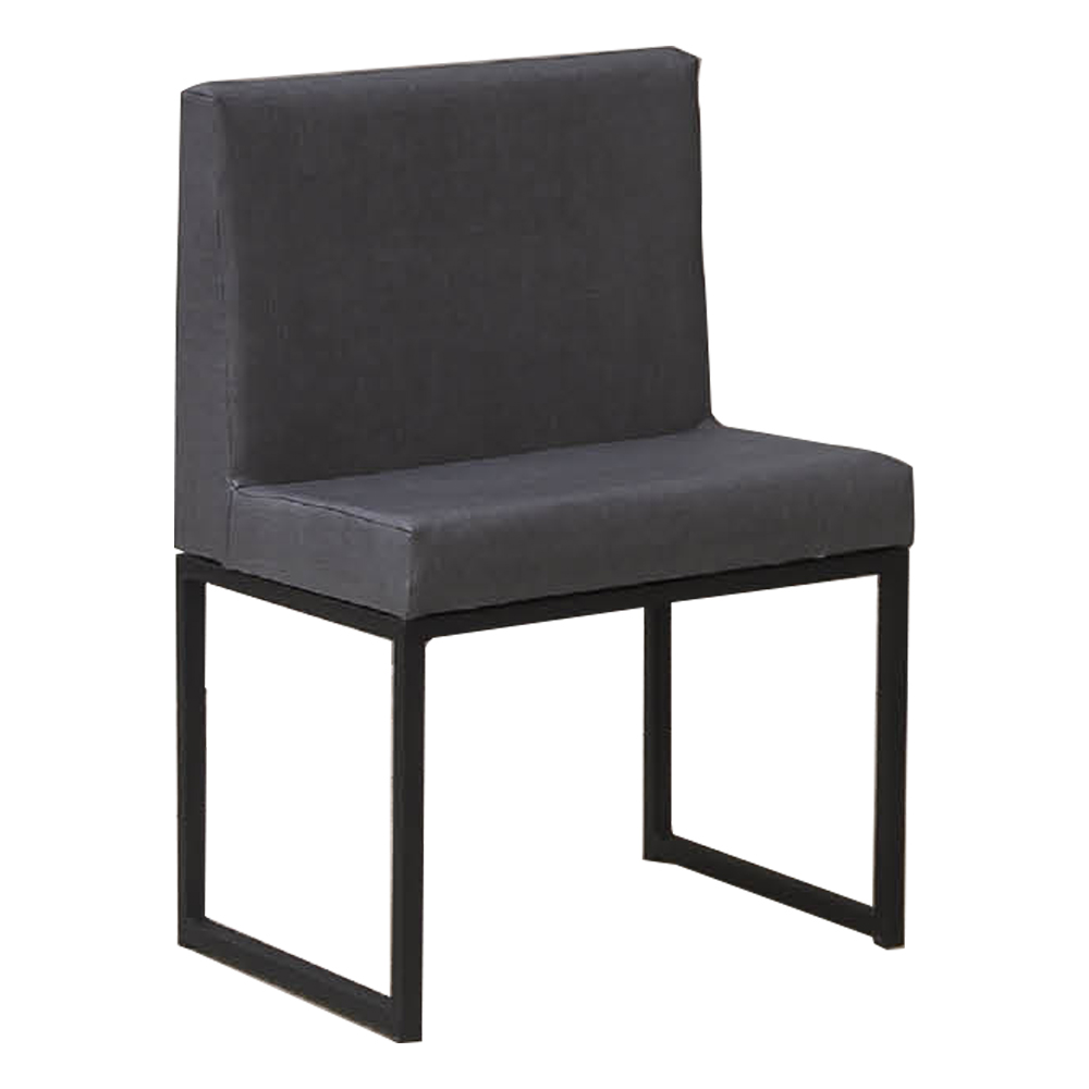 Bernice-Andrew現代餐椅 -灰