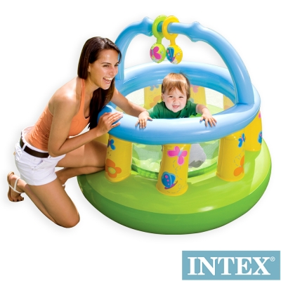 INTEX BABY款-蝴蝶遊戲池 (48474)