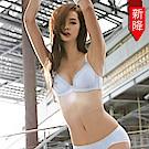曼黛瑪璉-保氧超細緻內衣  B-D罩杯(寶礦藍)