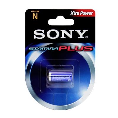 SONY LR1 N Size (N-LR1) 高效能5號鹼性電池1.5V (6入)