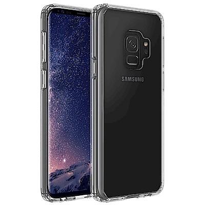 QinD SAMSUNG Galaxy S9 雙料保護套
