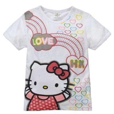 小品棉T-歐美風格設計創意兒童棉T恤