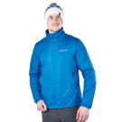 【Berghaus貝豪斯】男款溫度調節超輕高科技棉防風外套H22MT5-藍