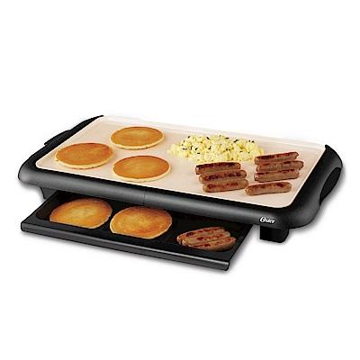 美國OSTER BBQ陶瓷電烤盤CKSTGRFM18W-TECO