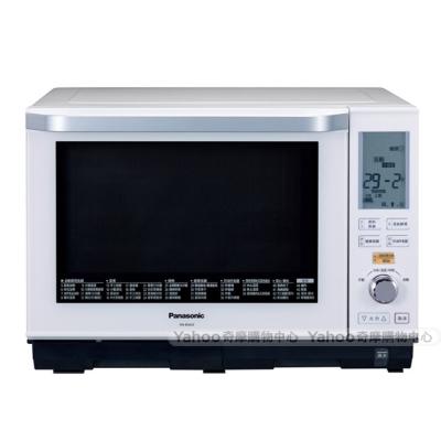 Panasonic國際牌-27L蒸氣烘燒烤-微波爐-NN-BS603