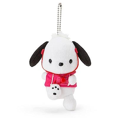 Sanrio 帕恰狗元氣奔跑系列造型玩偶吊鍊