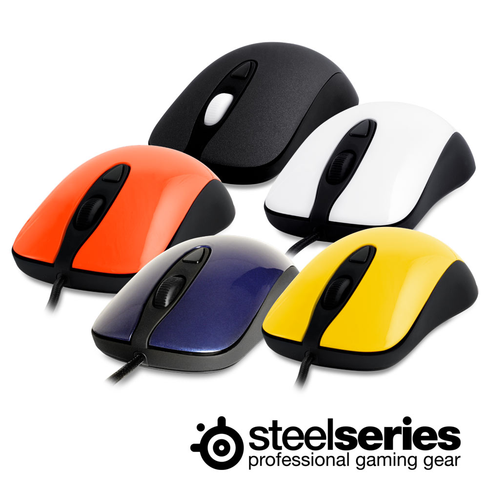 SteelSeries Kinzu V2 光學滑鼠