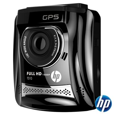 HP-惠普-F310-WDR-F1-9大光圈測速行車記錄器