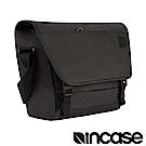 INCASE Compass Messenger 15吋 時尚拼接電腦郵差包 (黑)