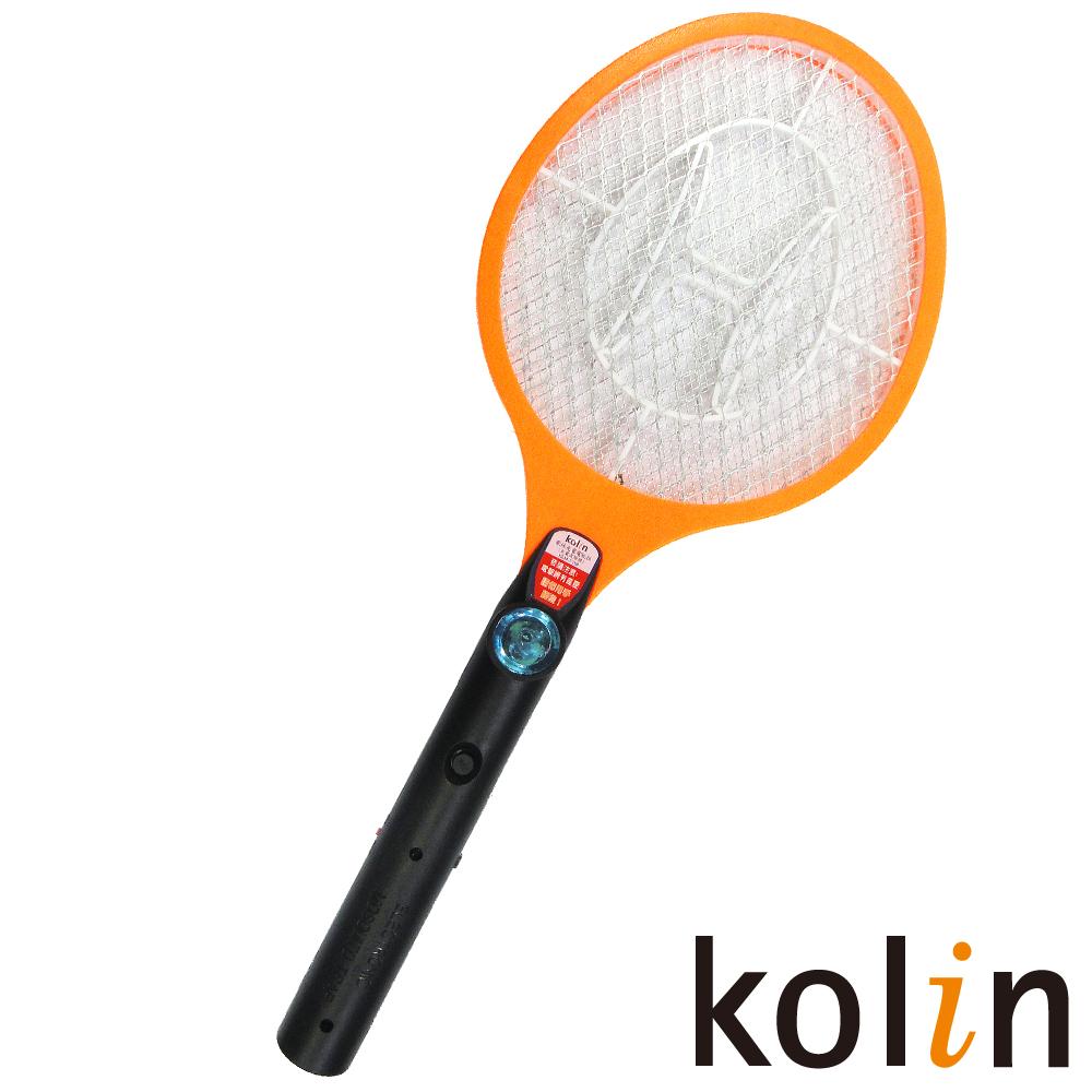 歌林KOLIN三層/充電式/LED電蚊拍二入(KEM-118)