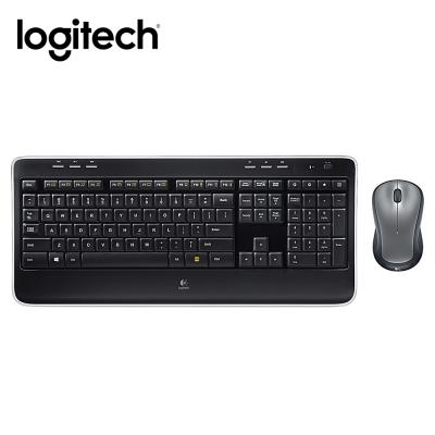 羅技無線滑鼠鍵盤組 MK520r