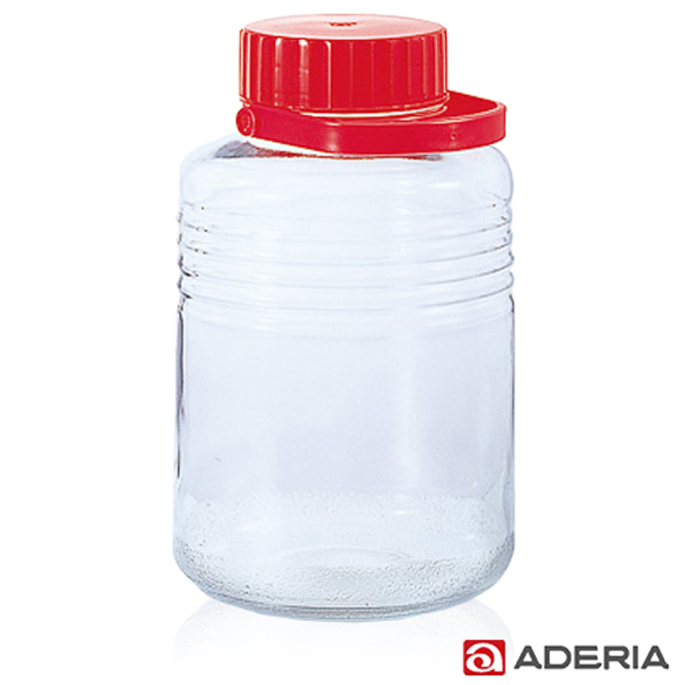 ADERIA 日本進口手提式醃漬/梅酒瓶8L(8H)