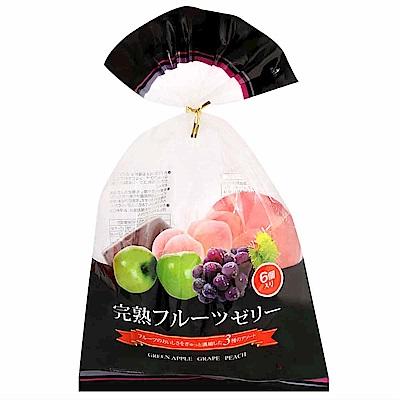 RIBON 完熟水果風味果凍(390g)
