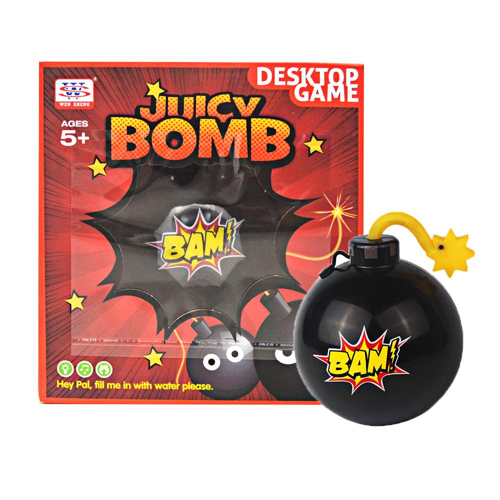 凡太奇 趣味桌遊 噴水炸彈/小心炸彈/整人炸彈 快速到貨