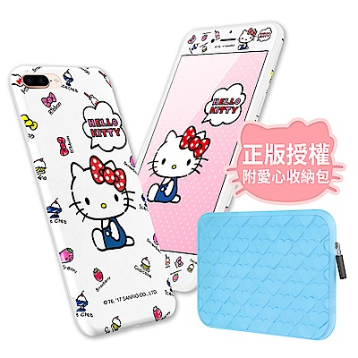 iStyle iPhone 7/8 plus 5.5 Hello Kitty 純...