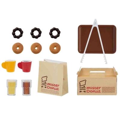 TAKARA-TOMY-莉卡配件-Mister-Donut-配件A