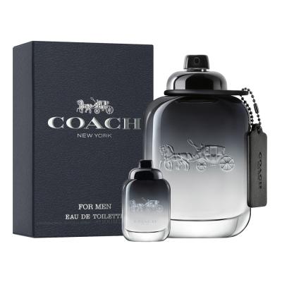 COACH 時尚經典男性淡香水100ml(贈品牌小香)