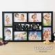 TROMSO-幸福Family立體相框8框-黑色 product thumbnail 1
