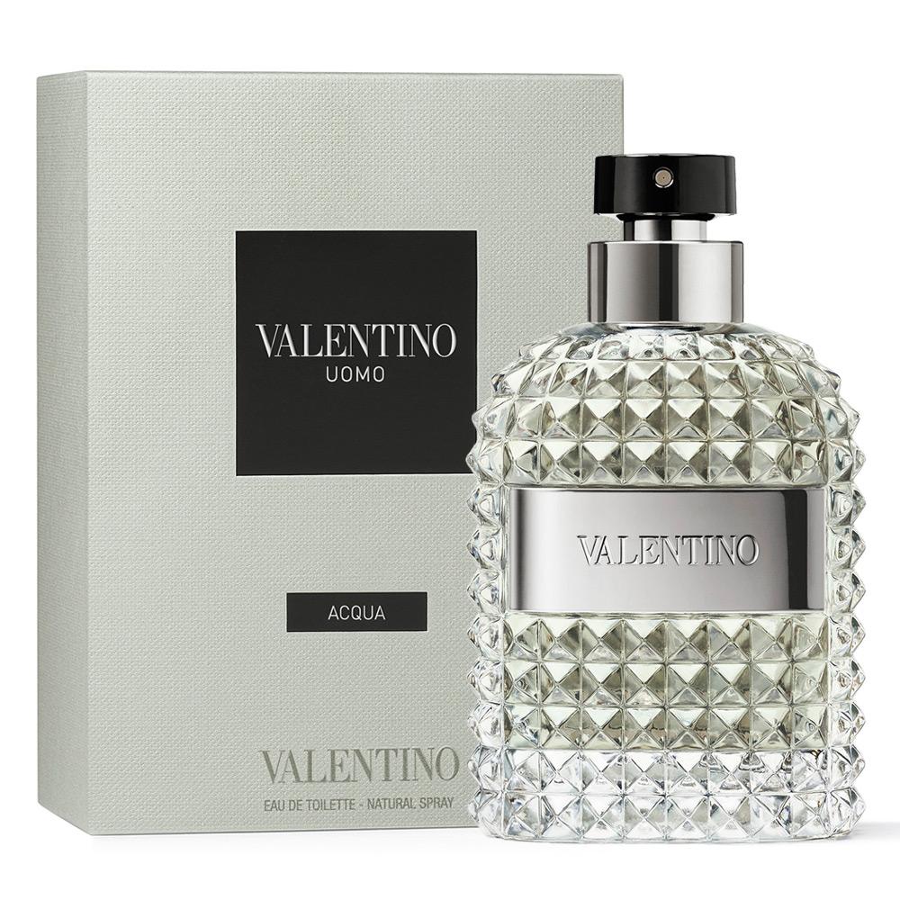 *Valentino范倫鐵諾 Uomo迷漾男性淡香水125ml