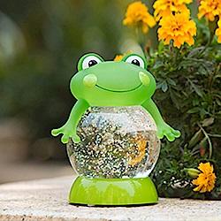 法國三寶貝可愛動物造型LED燈小雞青蛙兔子貓頭鷹蜜蜂夜燈