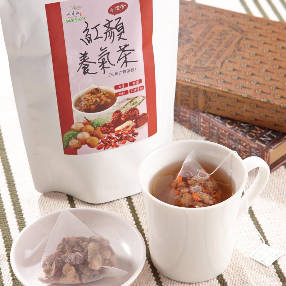【阿華師茶業】天籟茶語 紅顏養氣茶(10g ×6入/袋)