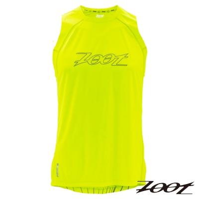 ZOOT 頂級極致冰涼感運動背心(男) Z1404014(螢光黃)