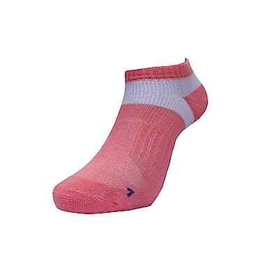 AREX SPOR 足弓支撐機能健走襪-女-粉紫