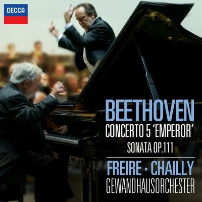 貝多芬/第5號鋼琴協奏曲「皇帝」(1CD)