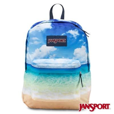 JANSPORT -HIGH STAKES系列校園後背包 -夏天