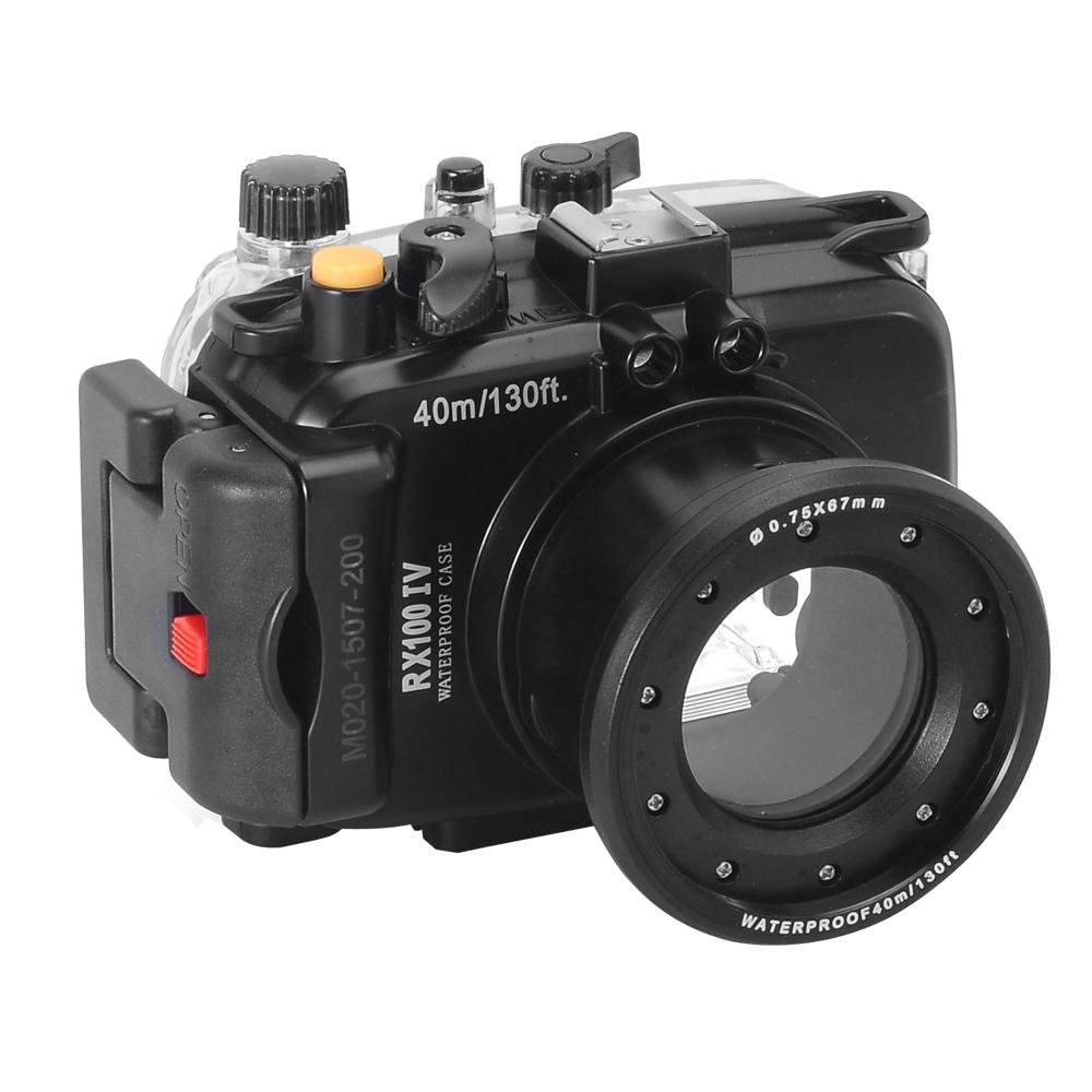 Kamera專用防水殼 for Sony RX100 M4, RX100 IV
