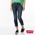 牛仔褲 顯瘦 提臀 纖腿 Revel 中腰緊身九分褲 超彈力塑型布料 - Levis