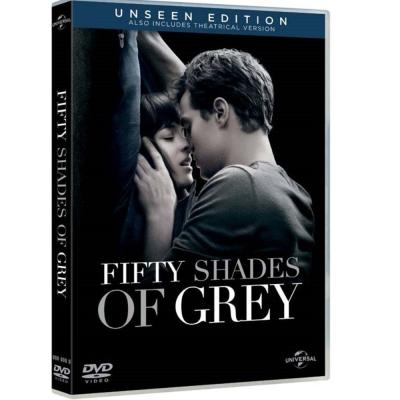 格雷的五十道陰影 DVD