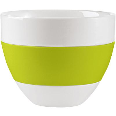 KOZIOL 拿鐵隔熱瓷杯(綠)