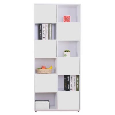 AT HOME-蒂芬妮2.7尺彩色單門書櫃-左(五色可選)