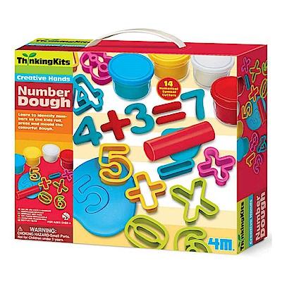 4M天才寶貝系列 - 數字黏土工廠