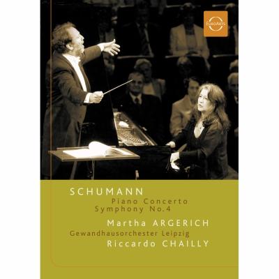 阿格麗希的舒曼之夜 舒曼逝世150週年紀念音樂會 DVD